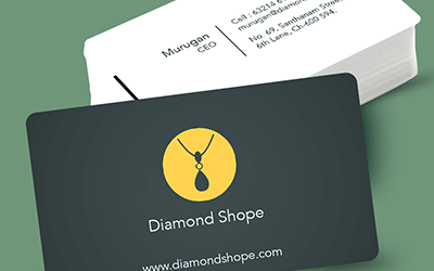 Design a business card for free visiting card designing inkmonk design a business card for free reheart Choice Image