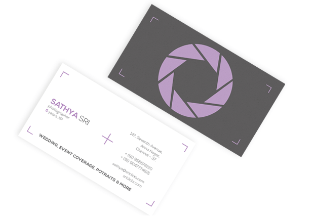 Print visiting card online free business card designs make own visiting cards print your business cards online reheart Choice Image